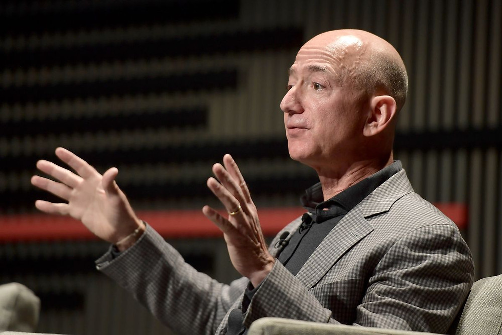 Jeff Bezos wants to send tourists into space in 2019 - Read More from Recode