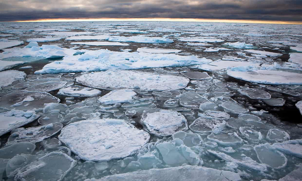Arctic's strongest sea ice breaks up for first time on record - Read More from The Guardian