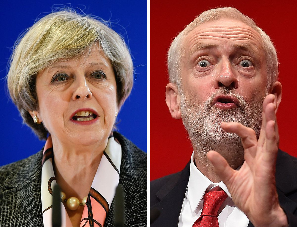 May and Corbyn Both Face Friendly Fire as Parliament Returns - Read More from Bloomberg News
