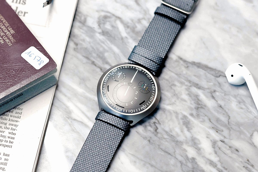 Nest's co-founder helped design this crazy concept smartwatch - Read More from The Verge