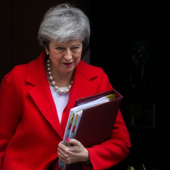 May Survives Another Vote as She Slowly Brings Opponents Onside