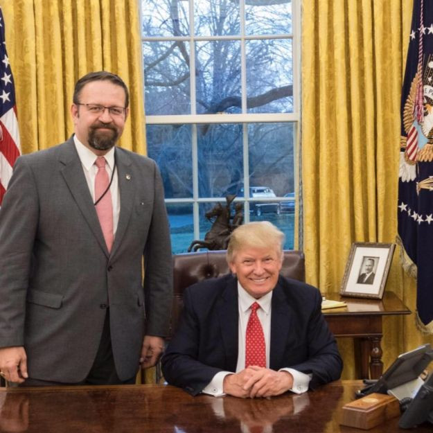 Sources: Sebastian Gorka to leave White House - Read More from CNN