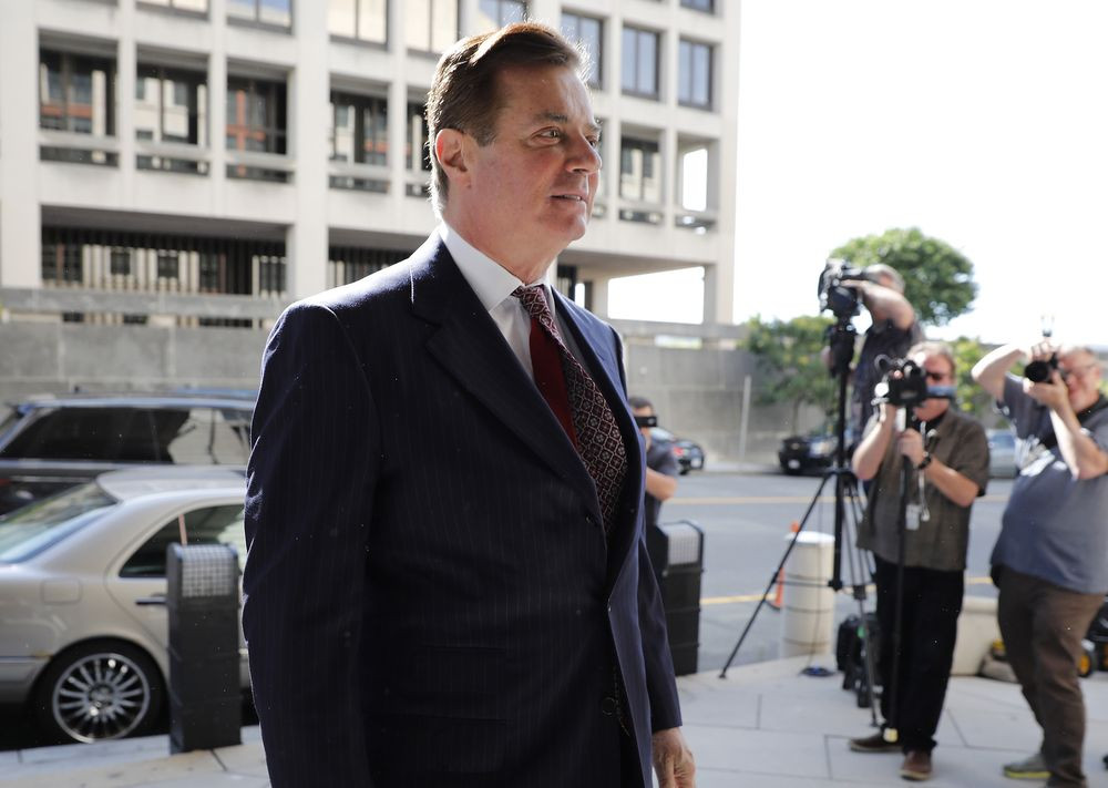 Paul Manafort Defense Rests Without Calling Any Witnesses - Read More from Bloomberg News
