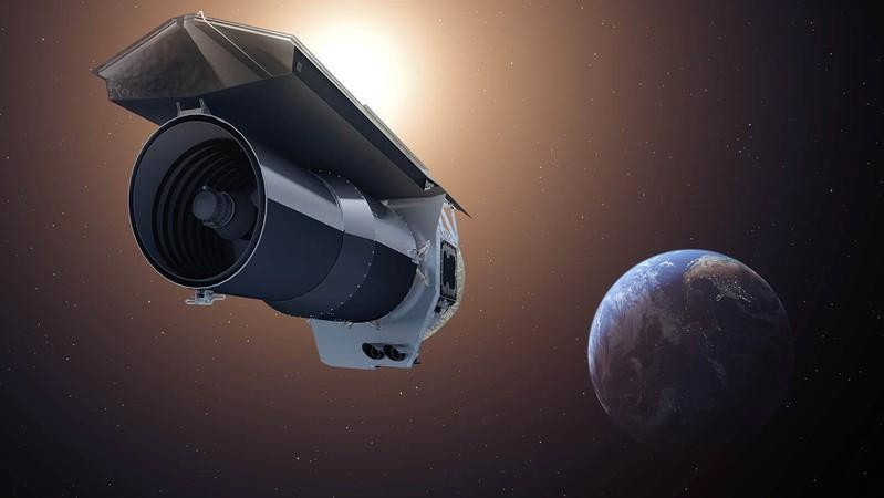 Space telescope offers rare glimpse of Earth-sized rocky exoplanet - Read More from Reuters