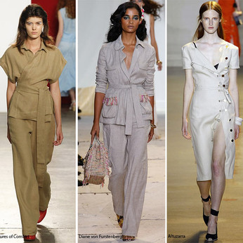 How to Guide For: Linen Looks