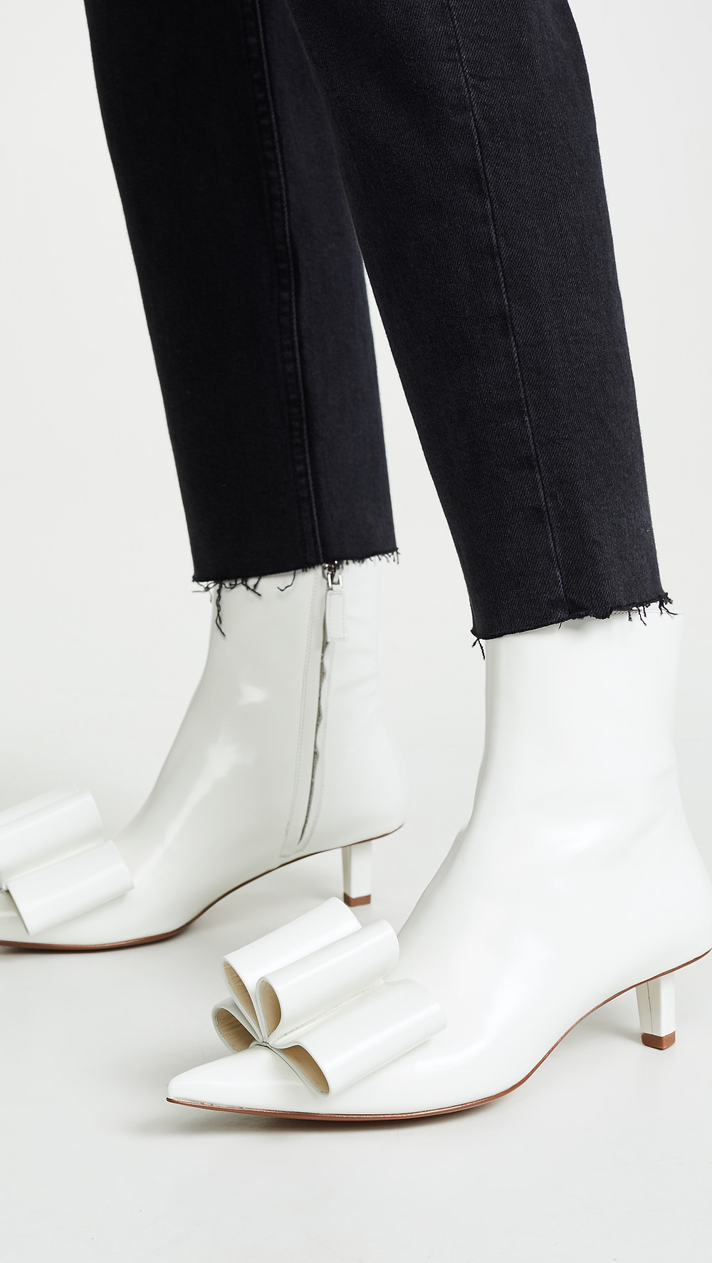 Marc Jacobs Bow Ankle Boots $550