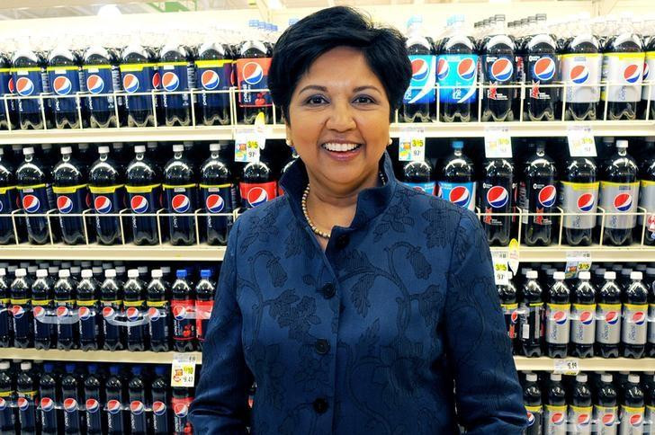 PepsiCo veteran Ramon Laguarta to replace Indra Nooyi as CEO - Read More from Reuters