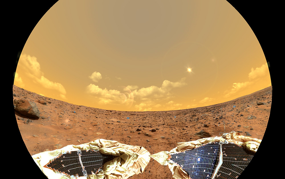 Will Mars Go Mute? NASA's Aging Orbiters May Not Last Long Enough to Support Future Exploration - Read More from Scientific American