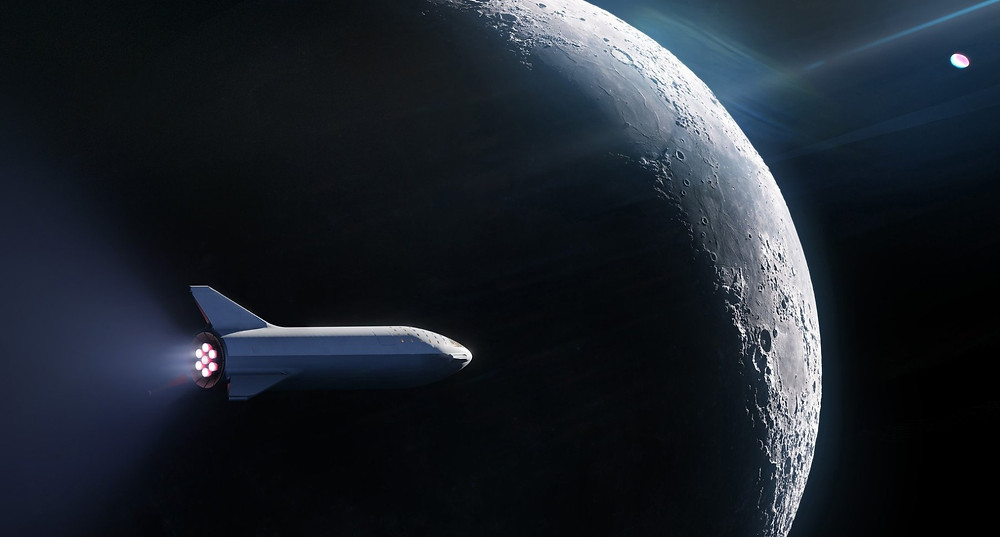 SpaceX booked 'world's first' private passenger for a BFR Moon trip - Read More from Engadget