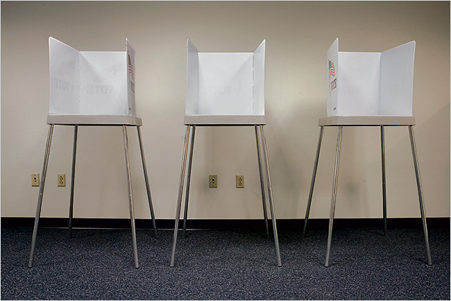 Voting Machine Maker Suddenly Remembers It Did Connect Its Machines to the Internet - Read More from Gizmodo