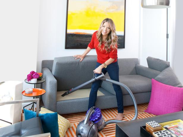 Cleaning Indoors and Out-Read More from HGTV
