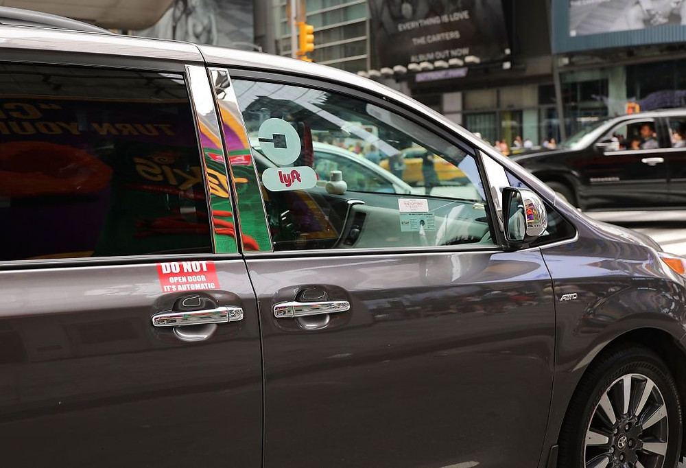 Uber and Lyft encourage NYC customers to oppose proposed ride-hail cap legislation - Read More from Techcrunch