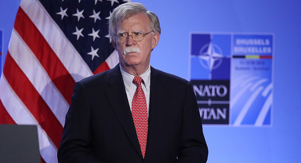 White House: Bolton to meet with Russian counterpart next month - Read More from Politico