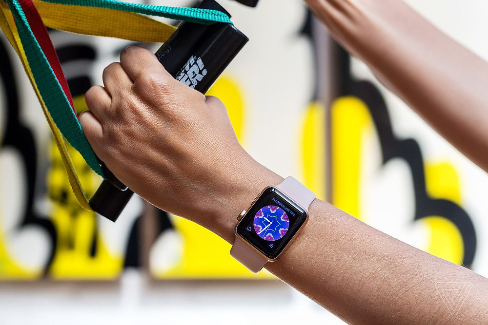 Apple reportedly developing EKG reader for future Apple Watch models - Read More from The Verge