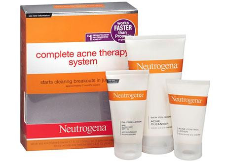 Neutrogena® Advanced Solutions Complete Acne Therapy System $12.48