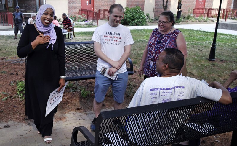 Muslim candidates running in record numbers face backlash - Read More from Associated Press