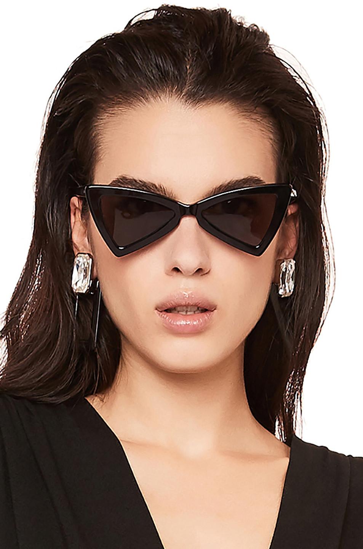 Saint Laurent Jerry Bow Tie Sunglasses  $450