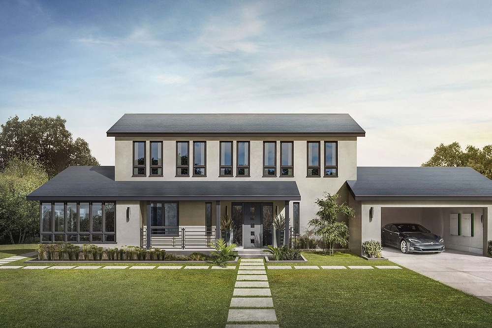Elon Musk is one of the first customers of Tesla's Solar Roof  - Read More from The Verge