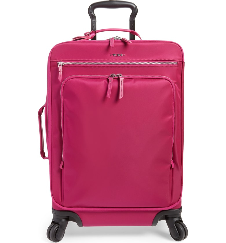 Tumi Voyager - Super Léger 21-Inch Nylon Spinner Carry-On $355.90