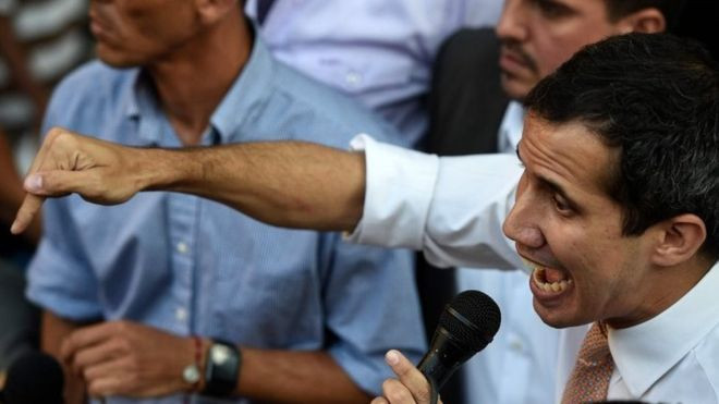 Venezuela crisis: Court asks to lift Guaidó's immunity - Read More from BBC News