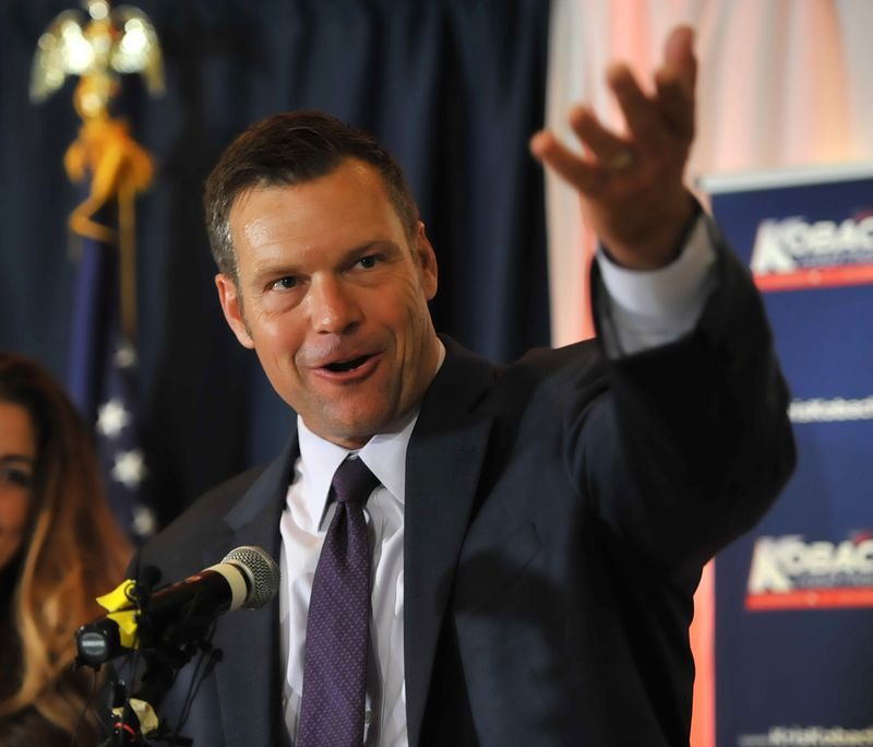 Kansas Governor Jeff Colyer Concedes GOP Primary to Kris Kobach - Read More from Bloomberg News