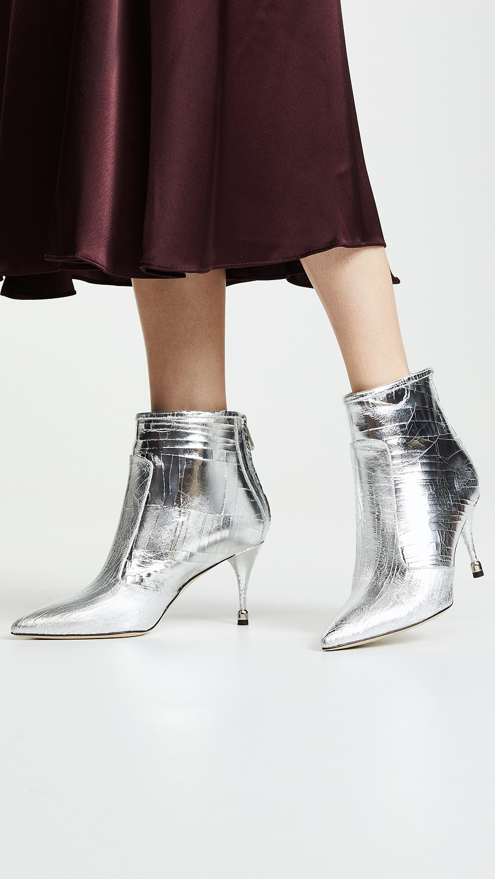 Paul Andrew Citra 75mm Booties $995