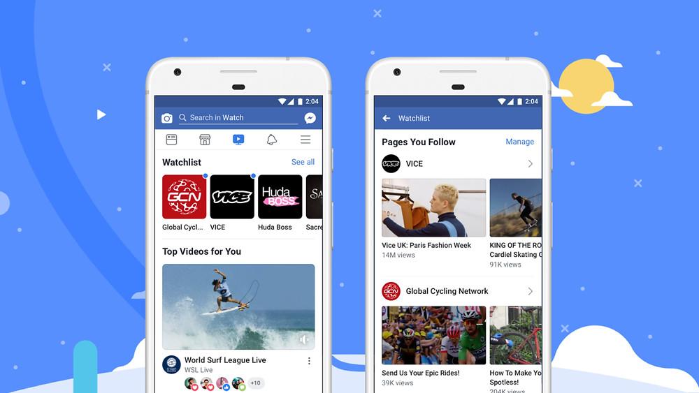 Facebook Watch is launching worldwide - Read More from Techcrunch
