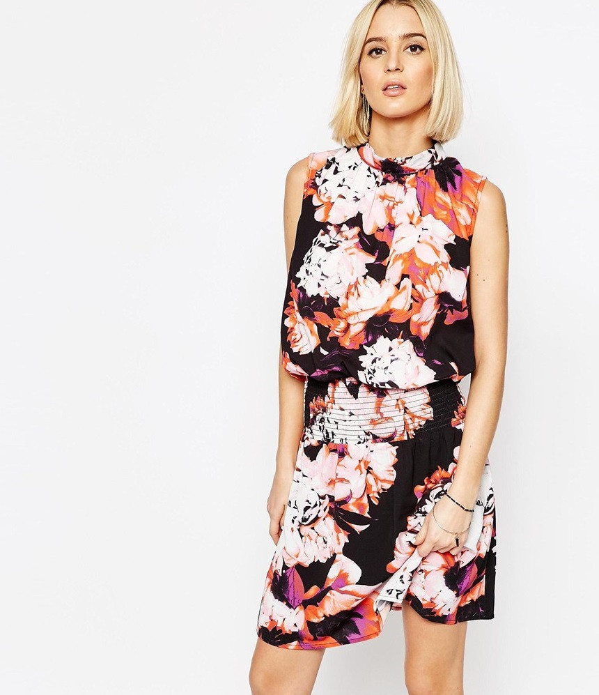 ASOS high neck dress $185