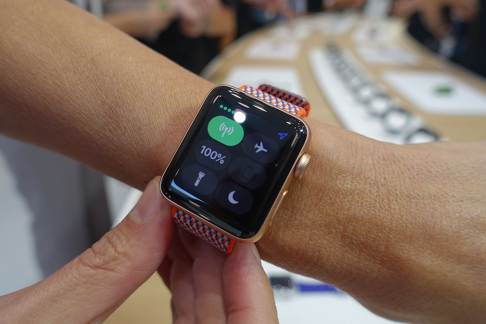The LTE-enabled Apple Watch will cost $10 a month on US carriers - Read More from The Verge