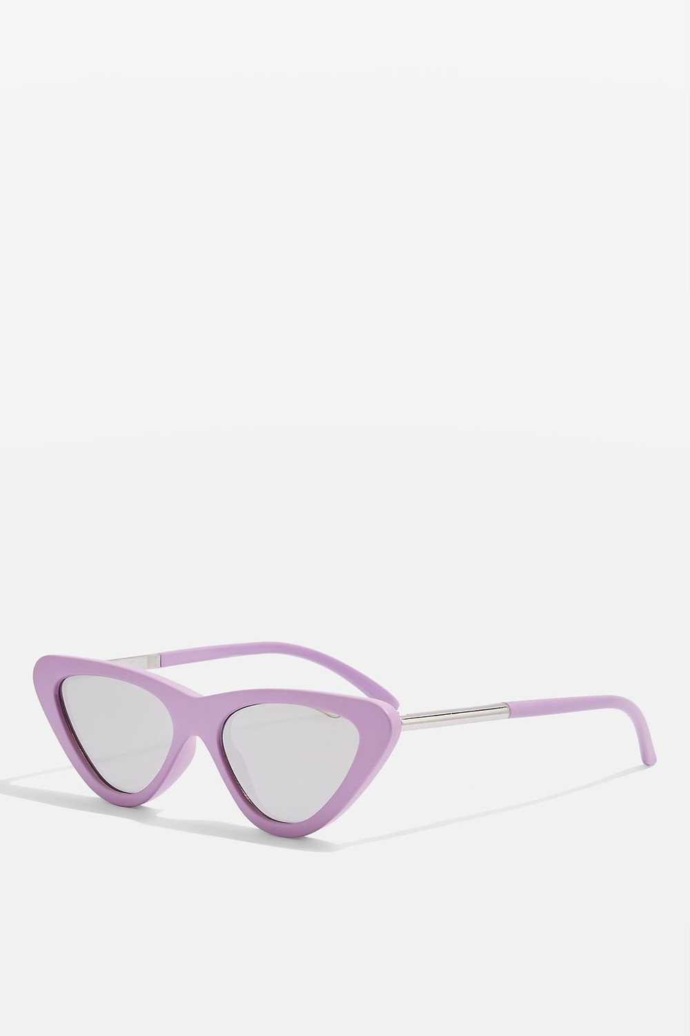 Topshop Point Polly Cat Eye Sunglasses $35