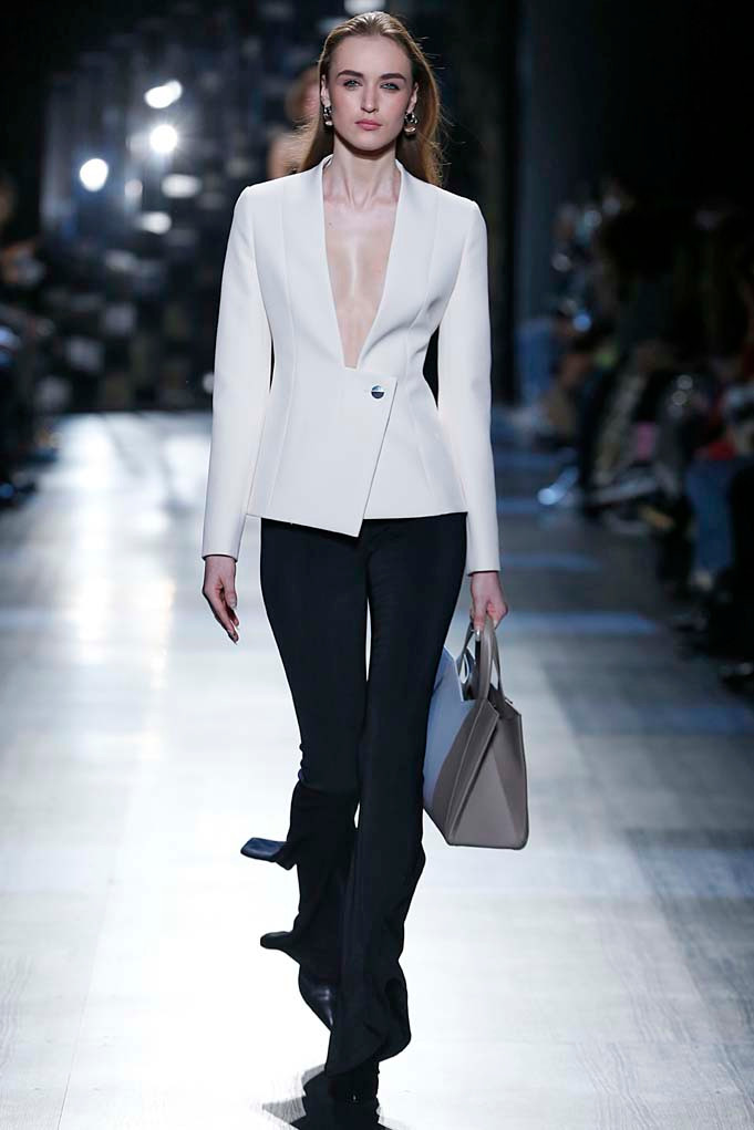 Cushnie et Ochs Fall 2017 Brianne Blazer - Price available upon request