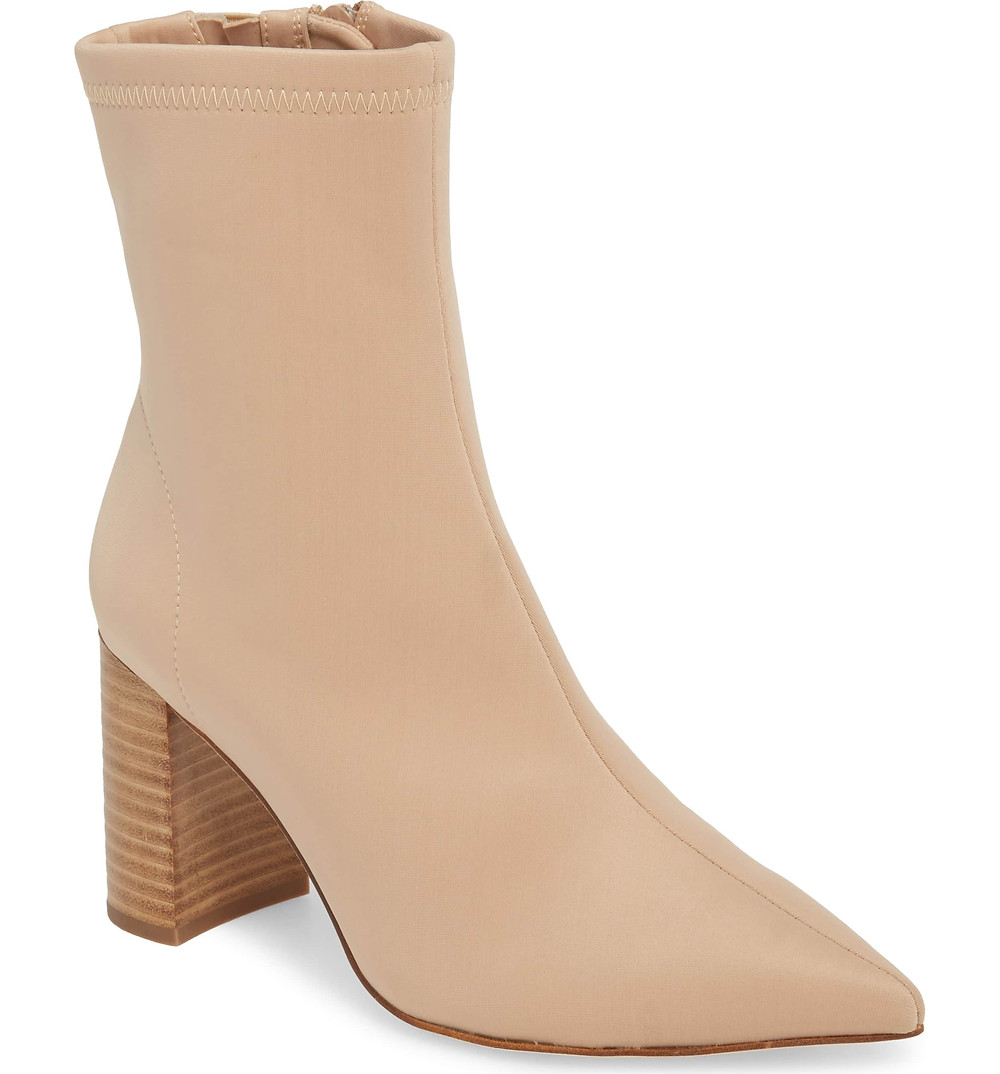 Jeffrey Campbell Coma Stretch Bootie $124.95