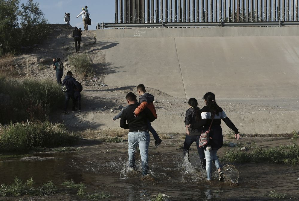 Trump's Asylum Seeker Restriction Blocked by Federal Judge - Read More from Bloomberg News