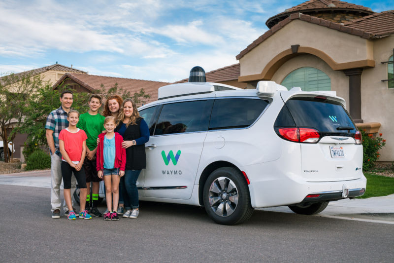 Waymo pilot program shows how self-driving cars could boost transit - Read More from Ars Technica