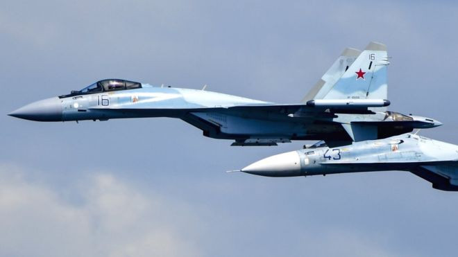 US imposes sanctions on China for buying Russian weapons - Read More from BBC News