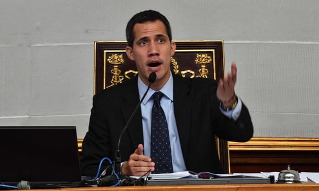 Venezuela court freezes Juan Guaidó's bank accounts and imposes travel ban - Read More from The Guardian