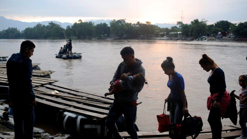 Mexico wants 'regional solution' to curb migrant flow to US - Read More from BBC News