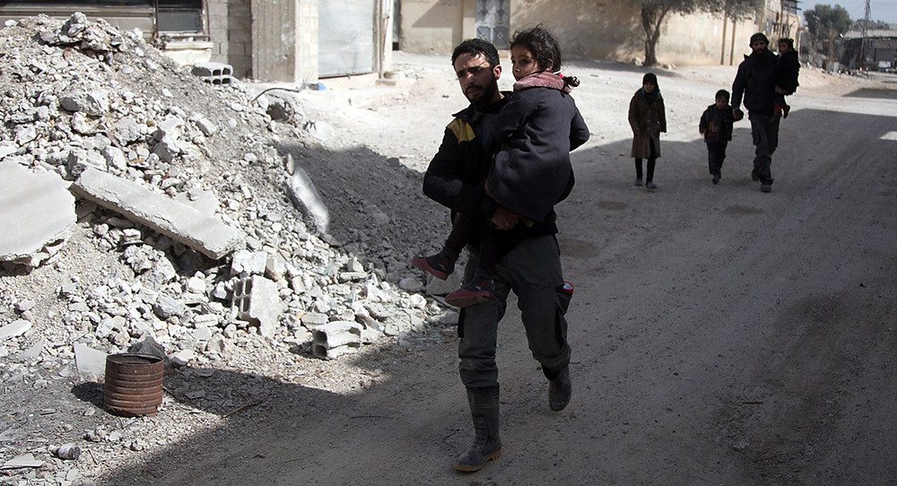 White House criticizes Russia over violence in Syria's Eastern Ghouta - Read More from Politico