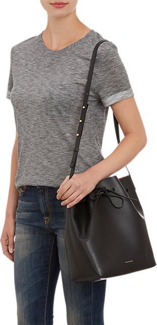 A Mansur Gavriel bucket bag $695