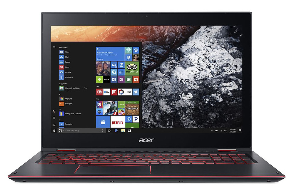 Acer announces a laptop for casual gamers - Read More from The Verge