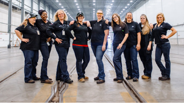 GE pledges to hire 20,000 women for STEM jobs by 2020 in effort to close gender gap - Read More from HealthcareITNews
