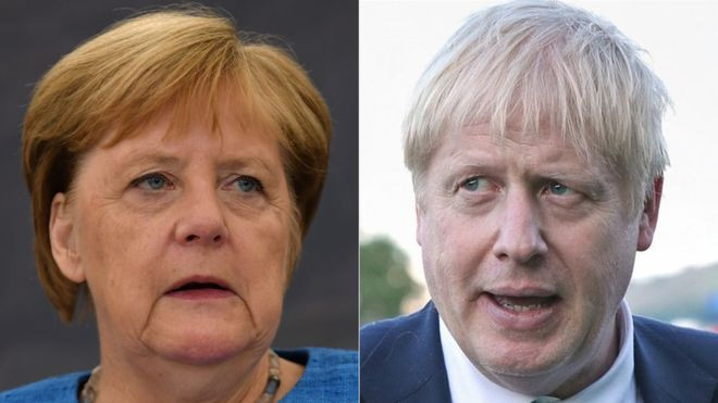 Brexit: PM to meet Angela Merkel with call to scrap backstop - Read More from BBC News