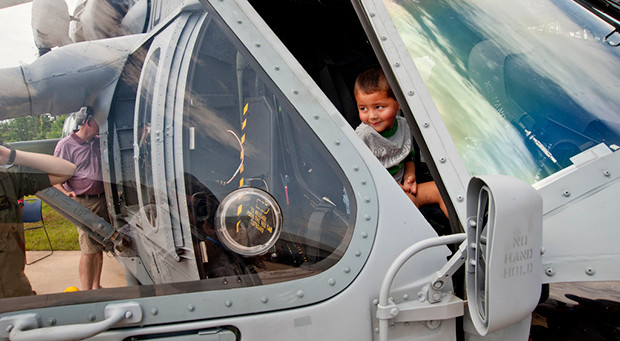 Smithsonian National Air And Space Museum in Washington, DC is pretty cool for kids of all ages