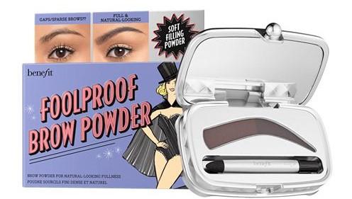 Benefit Cosmetics Foolproof Brow Powder $24