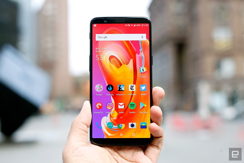 Adventurous OnePlus 5T owners can try Android Oreo - Read More from Engadget