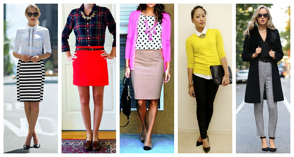 Spring/Summer work outfit ideas