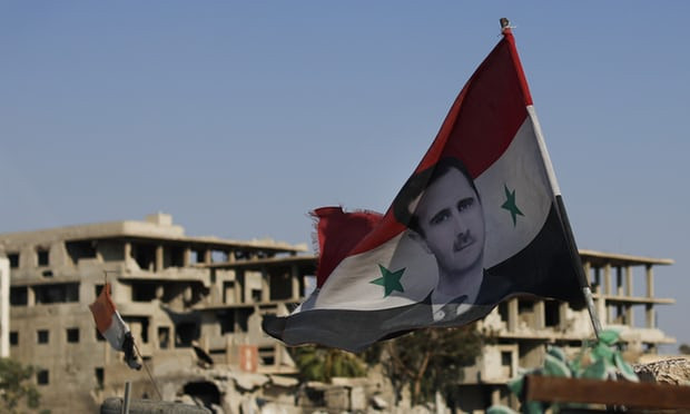 Calm returns to Damascus as Assad eyes victory - Read More from The Guardian