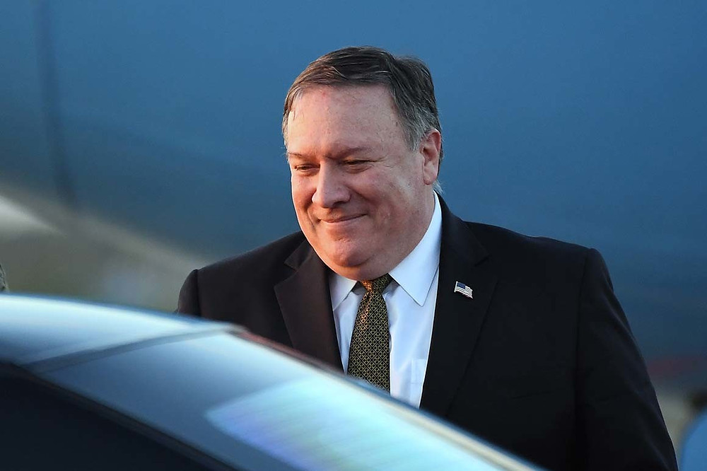 Pompeo cites progress made on North Korea trip - Read More from Politico