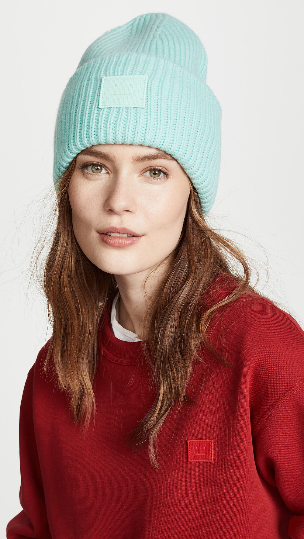 Acne Studios Pansy N Face Hat $150