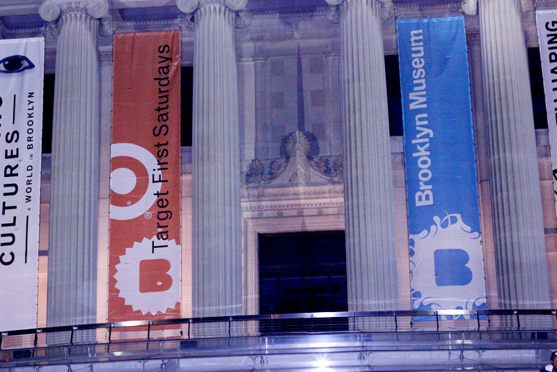 Target First Saturdays at Brooklyn Museum - For More Information Check Out Brooklyn Museum site